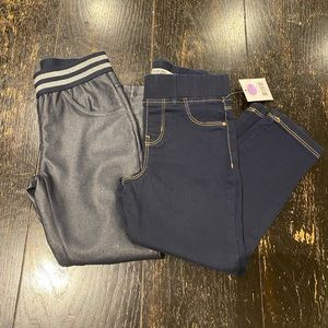 Over kids & George/Girls/Faux Blue/Blue Jeans